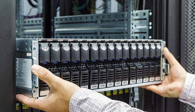 Server & Storage solutions